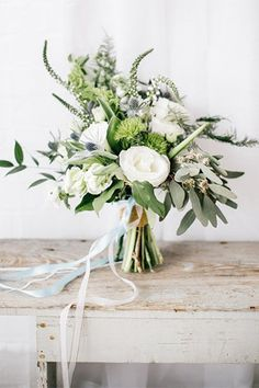 geometric inspired wedding bouquet - brides of adelaide
