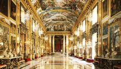Palazzo Colonna, Rome (from Roman Holiday)