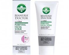 ApiClear Purifying Facial Scrub 100ml Was £17.99 | Now £10.79 http://tidd.ly/591a127a