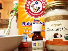 DIY - How To Make Natural Toothpaste Recipe - Doctor Scott Health Blog