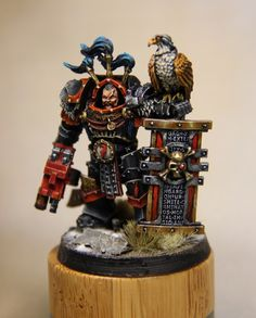Deathwatch, Warhammer 40k Miniatures, Picture Collection, Bro, Painting, Ideas, Painting Art, Paintings, Painted Canvas