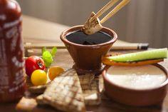 Tofuresepti: Paistettua Jalotofua ja tuoreita kasviksia raikkaan dipin kera! | Vastuullisen herkullinen Jalotofu Soyalta