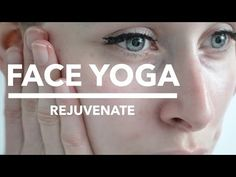 Face Yoga / 5-Minute face massage to feel better and rejuvenate - YouTube