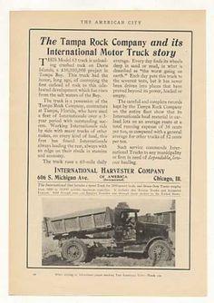 International Harvester Model 63 Truck Photo (1925)