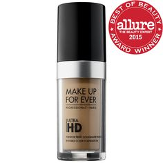 What it is: A bestselling HD foundation that appears more invisible, comfortable, and natural-looking than ever before.  What it does: Developed specifically for the film and TV industry's most advanced technology, Ultra HD Liquid Foundation create