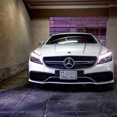 Mercedes-Benz CLS 63 [S] 4MATIC (Instagram @attasss)