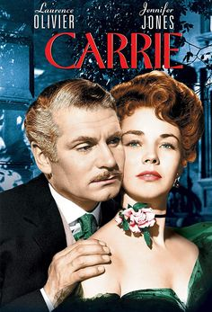 Carrie (1952) Directed by #WilliamWyler Starring #LaurenceOlivier #JenniferJones #MiriamHopkins #EddieAlbert #Hollywood #hollywood #picture #video #film #movie #cinema #epic #story #cine #films #theater #filming #opera #cinematic #flick #flicks #movies #moviemaking #movieposter #movielover #movieworld #movielovers #movienews #movieclips #moviemakers #animation #drama #filmmaking #cinematography #filmmaker #moviescene #documentary #screen #screenplay Jennifer Jones, Carrie Movie, Sister Carrie, Theodore Dreiser, William Wyler, O Drama, Laurence, Paramount Pictures, Prime Video