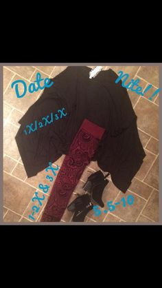 Love this combo!! Check out our pieces at www.turquoiseleopardboutique.com #turquoiseleopardboutique