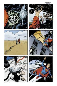 Superman: The Movie by Chris Samnee and Jordan Gibson
