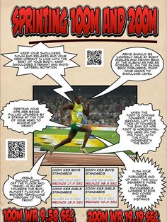 Sprinting resource