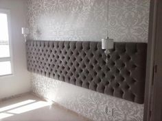 Trendy Brick Patio Wall House Ideas Trendy Brick Patio Wall House Ideas No related posts. Bed Headboard Design, Headboards For Beds, Home Bedroom, Bedroom Decor, Bedroom Crafts, Patio Wall, Luxurious Bedrooms, Diy Furniture, Furniture Plans