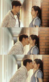 MY SUNSHINE    #kiss #kissscene