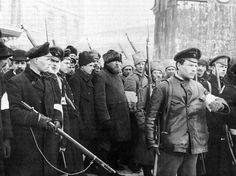 Un siglo de la revolución rusa que rompió el orinal de mierda del zar