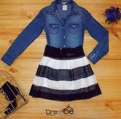 Estamos enamorados 😍 de este #outfit recién llegado ¿Te gusta? Todo disponible en nuestra tienda en el #ccpiedemonte y para envíos 📦 nacionales 🚚 #DressDie #fashiondress #fashionlifestyle