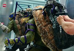 TmnT: The Anti-Verse — pink-ink-slinger:   But did y'all see my baby...