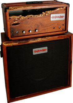 Red Iron Amps - AMPS - T-REX