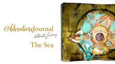 Adventure Journal / Art Journal de Alberto Juárez - The Sea