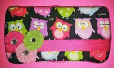 Owl Diaper Wipes Case por KayleisAngels en Etsy