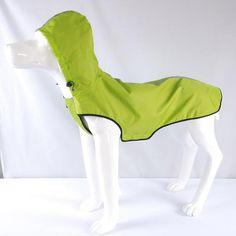 Outdoor Hoodie Pet Poodle Raincoat Rainwear Pet Dog Puppy Outdoor Waterproof Jacket Clothes Raincoat VC14-JK007