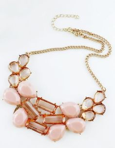 Pretty necklace! #Pink4Pantone