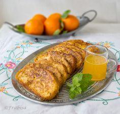 La cocina de Frabisa: Como hacer Torrijas Cremosas de Naranja http://lacocinadefrabisa.blogspot.com.es/2014/04/como-hacer-torrijas-cremosas-de-naranja.html