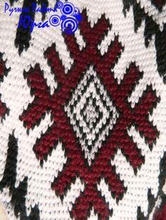TC3 (336x448, 138Kb) Crochet Quilt, Tapestry Crochet, Filet Crochet, Tapestry Bag, Cross Stitch Embroidery, Needlework, Free Pattern, Weaving, Crafty