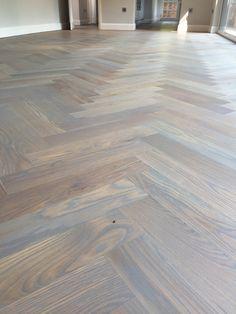 Textured Grey Oak