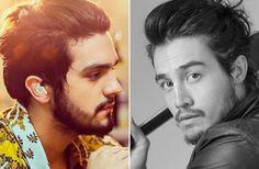 Tiago Iorc ironiza comparações com Luan Santana