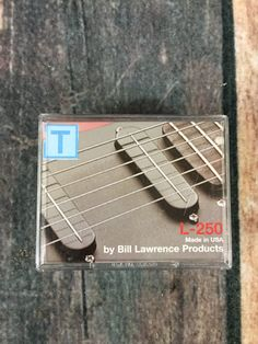 Bill Lawrence L-250 T Guitar Pickup