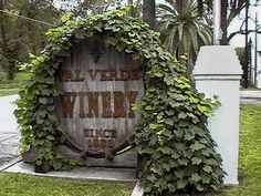 Oldest winery in Texas — Val Verde Winery— est. 1883 in Del Rio, TX. Their sweet red wine is delicious