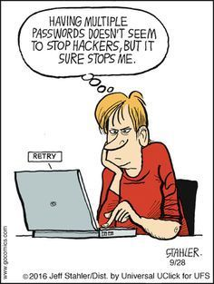 Computer Safety Identity Theft Computer Humor Tech Humor