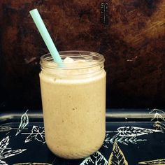 Banana Pancake Smoothie http://www.prevention.com/food/8-smoothie-recipes-with-coffee/banana-pancake-smoothie