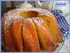 Czech Recipes, Sweet Cakes, Doughnut, Cooking Tips, French Toast, Treats, Breakfast, Desserts, Bundt Cakes