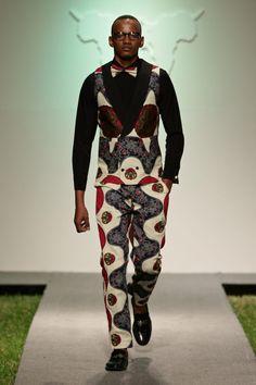PSJ Fashion Show - Swahili Fashion Week 2015 - Male Fashion Trends