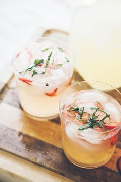 Vodka Lemonade.