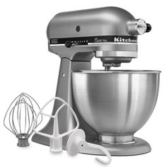 $50 OFF KitchenAid KSM75 Classic Plus 4.5-qt. Stand Mixer - Kohls | Today Deals:   $50 OFF KitchenAid KSM75 Classic Plus 4.5-qt. Stand Mixer - Kohls | Today Deals #TodayDeals #DailyDeals #DealoftheDay -  Create a stir in your kitchen with this KitchenAid Classic Plus stand mixer. Read customer reviews and find great deals on Home Small Appliances at Kohls today!http://bit.ly/2c3yS0G  http://todayrealdeals.com/post/150522831094