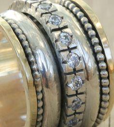 Rood gouden en Zilveren Ring instructie Ring Lab door CanaanSpirit