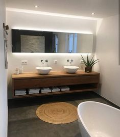 29 Fashionable Vanity Mirrors for the Small Bathroom – Living Room Cozy for bathroom vanity Bathroom Vanity Designs, Small Bathroom Vanities, Bathroom Design Luxury, Bathroom Renos, Bathroom Remodeling, Bathroom Basin, Bathroom Cabinets, Remodeling Ideas, Bad Inspiration