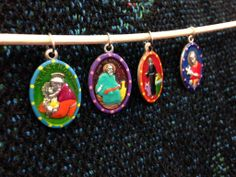 Hand painted in New Orleans, LA several styles to choose from this week only Reg $24.95 now through Saturday $19.99 comes with a FREE beaded chain at Acadian Religious & Gift Shop