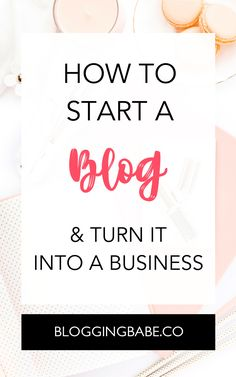 Do you want to start a blog and make money blogging? I am sharing the exact steps you need to take to create a thriving blogging business. What you will learn: How to build a brand that attracts loyal customers and How to set up your blog to maximize your chances. In this post I'm telling you exactly how I did it; the exact steps I took to create a blog that made money from Day 1 and how you can start a money-making blog, too. The secret to becoming a full-time blogger is here!