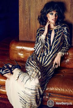 Roberto Cavalli: Studio 54 - Top model Rianne Ten Haken is a glamorous beauty in for Marie Claire Russia, December ⋆ TwittoSpia Studio 54 Moda, Love Fashion, Fashion Models, Fashion Trends, Fashion Bella, Fashion Shoot, Marie Claire, Studio 54 Fashion, Chris Nicholls