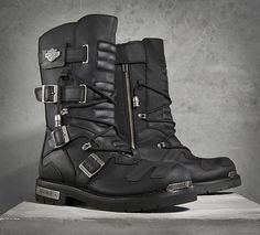 Axel Performance Boots | Performance | Official Harley-Davidson Online Store