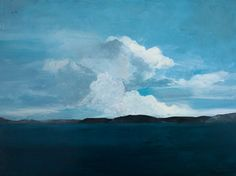 Clouds of Light  Size: 18x24    Bear Lake, the Caribbean of the Rockies found on the Utah/ Idaho border      [ d e t a i l s ]  Museum Wrap stretched