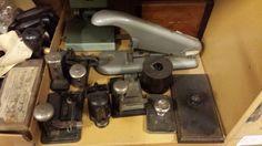 Clipsemaskiner, 20. årh.