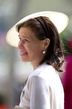 Lady Sarah Chatto attends day four of Royal Ascot 2014 at Ascot Racecourse on June 20, 2014 in Ascot, England.