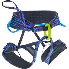 Edelrid Solaris Harness | 3D-Vent women's harness. | at www.weighmyrack.com/ #rock #climbing #gear