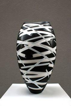 Philip Baldwin & Monica Guggisberg | Black and White Mummy