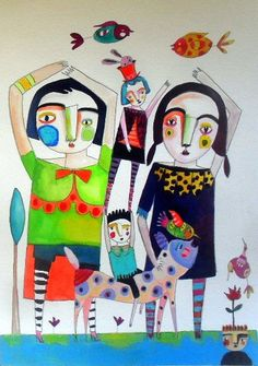 MAGALY OHIKA - THE ITSY BITSY SPILL