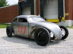 Chopped Bug   @ E Bay Motors