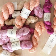 FibreShare Monday Maker - Gregoria Fibers - Naturally Dyed Yarn